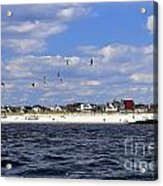 View Of Point Lookout Acrylic Print