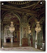 View Of The Salle Des Arts, After 1871 Photo Acrylic Print