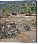 View One From Matekenyane In Kruger National Park-south Africa Acrylic Print