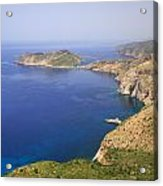 View Over To Assos Acrylic Print