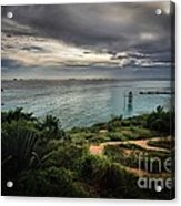 View Wit A Room Acrylic Print