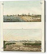 Views Of Africa Acrylic Print