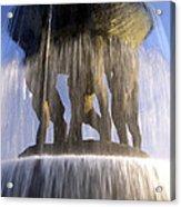 Vigelands Fountain 3 Acrylic Print