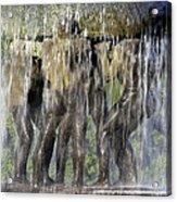 Vigelands Fountain Acrylic Print