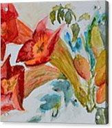 Vigne Provincial Acrylic Print