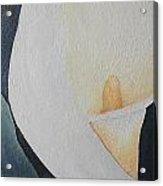Vignettes - Calla Lily L Acrylic Print