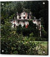 Villa De Vecchi Acrylic Print