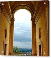 Villa Deste Tivoli Italy Acrylic Print