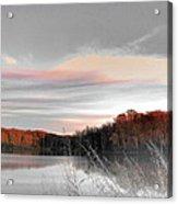 Village Creek Ar Morning Acrylic Print