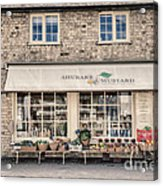 Village Shop Acrylic Print