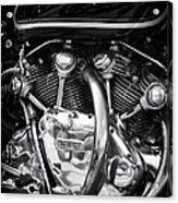 Vincent Engine Acrylic Print