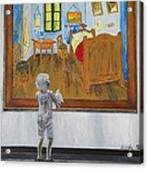 Vincent Acrylic Print
