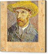 Vincent Van Gogh 1 Acrylic Print