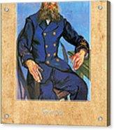 Vincent Van Gogh 7 Acrylic Print