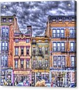 Vine Street Acrylic Print