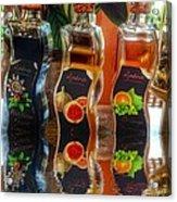 Vinegar Reflects  Acrylic Print