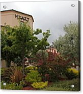 Vineyard Creek Hyatt Hotel Santa Rosa California 5d25795 Acrylic Print