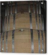 Vineyards In Va - 121218 Acrylic Print
