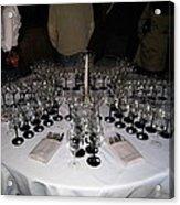 Vineyards In Va - 121269 Acrylic Print by DC Photographer