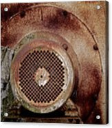 Vintage Air Acrylic Print by Odd Jeppesen