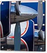 Vintage Airplane Acrylic Print
