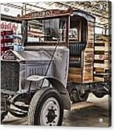 Vintage Albion Truck Acrylic Print