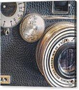 Vintage Argus C3 35mm Film Camera Acrylic Print