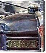 Vintage Bedford Truck Acrylic Print