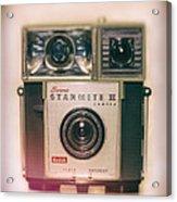 Vintage Brownie Starmite Camera Acrylic Print