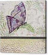Vintage Butterfly-jp2568 Acrylic Print
