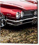Vintage Car 2  Acrylic Print
