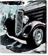 Vintage Ford Car Art 1 Acrylic Print