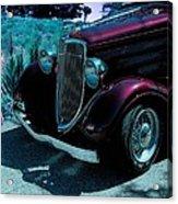 Vintage Ford Car Art II Acrylic Print
