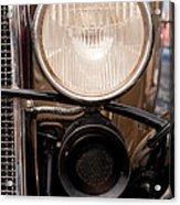Vintage Car Details 6295 Acrylic Print