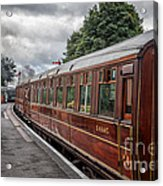 Vintage Carriages Acrylic Print