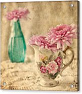 Vintage Color Acrylic Print