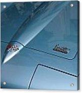 Vintage Corvette 6 Acrylic Print