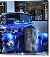 Vintage Cruise Cars 3 Acrylic Print