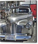 Vintage Cruise Cars 6 Acrylic Print