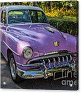 Vintage Desoto Acrylic Print
