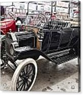Vintage Ford Motor Vehicle Acrylic Print