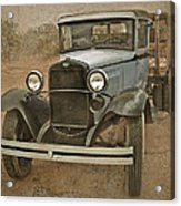 Vintage Ford Stakeholder Acrylic Print