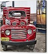 Vintage Ford Truck Acrylic Print
