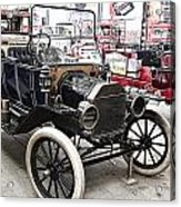 Vintage Ford Vehicle Acrylic Print