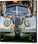 Vintage Jaguar -0924c Acrylic Print