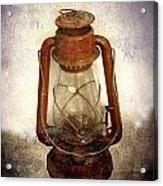 Vintage Lantern Acrylic Print