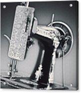 Vintage Machine Acrylic Print