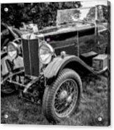 Vintage Mg Acrylic Print