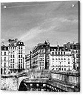 Vintage Paris 5b Acrylic Print