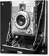 Vintage Polaroid Land Camera Model 80a Acrylic Print